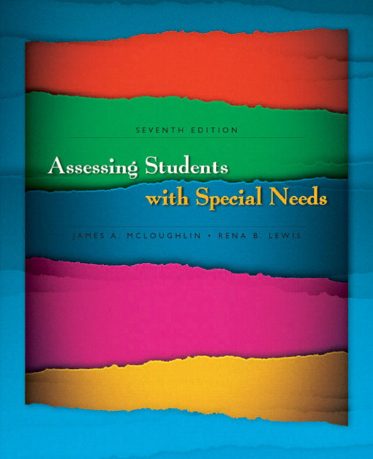 assesing the curriculum for special education Planning, teaching and assessing the curriculum  on how well learners with special educational  teaching and assessing the curriculum for pupils.