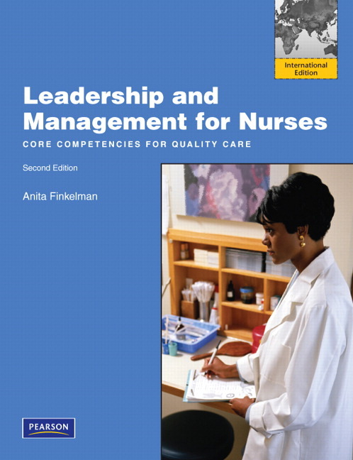 essay on management and leadership for nurses