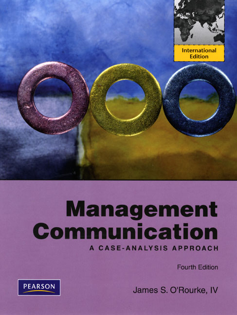 mangerial communication Get this from a library managerial communication : strategies and applications [geraldine e hynes].
