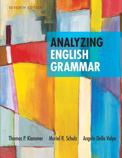 thesis of english grammar