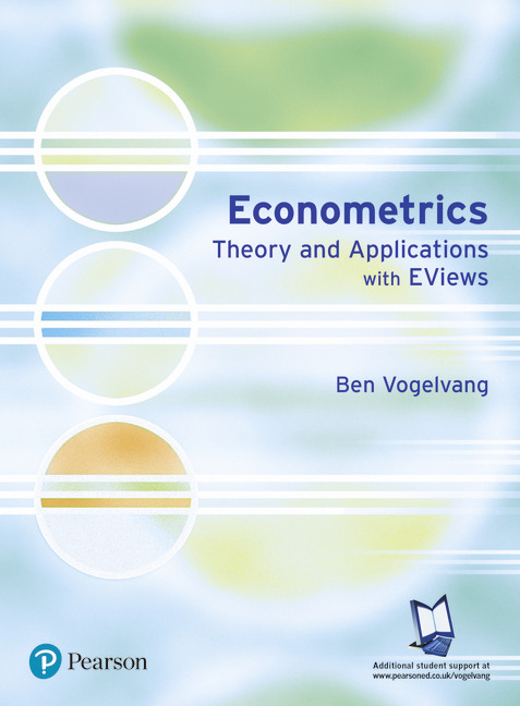 econometric solution For a one-year graduate course in econometrics this text has two objectives the first is to introduce students to applied econometrics, including basic techniques in regression analysis and.