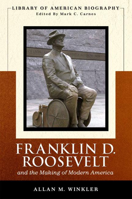 biography of franklin delano roosevelt