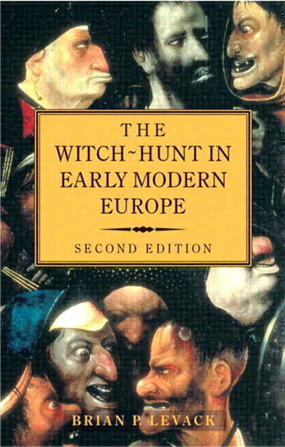 witch hunt mania 1450 to 1750 essay