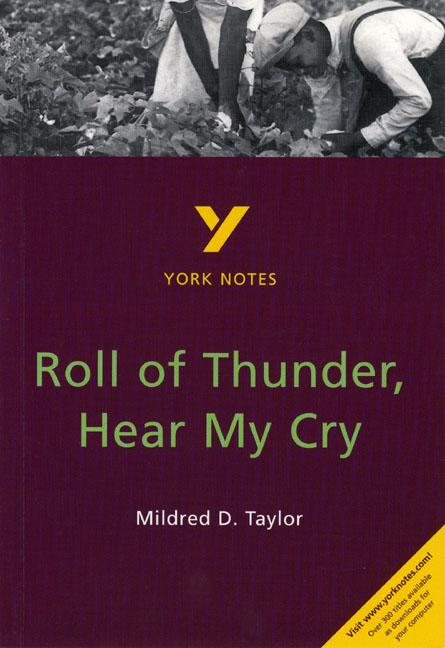 roll of thunder hear my cry cassie logan essay