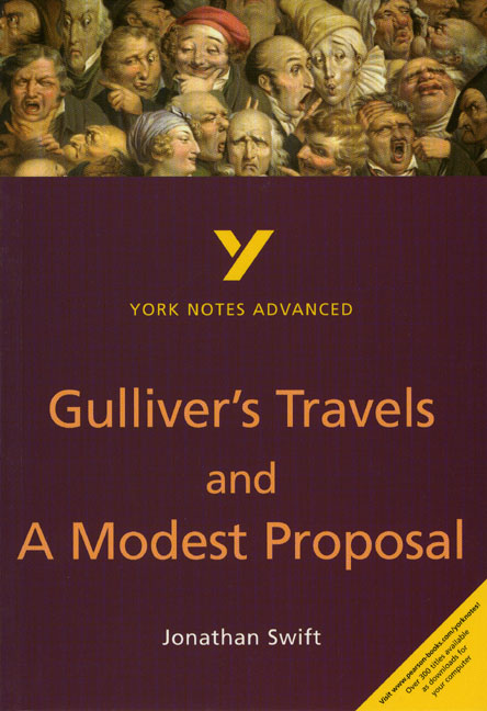 a character analysis of gullivers travels