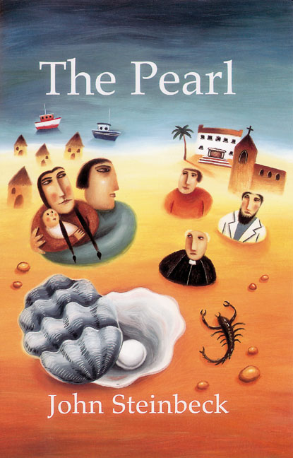 the deception in the book the pearl by john steinbeck