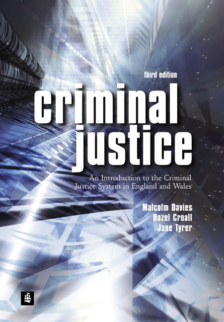an introduction to the criminal justice system Criminal justice  criminal justice maria pringle american intercontinental university 03-24-2012 abstract the criminal justice system is a set of agencies and processes that are established by the government to control crime.