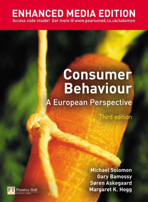 consumer behaviour 2 Consumer behaviour jane priest is a teaching fellow at edinburgh business school and teaches parts of the on-campus marketing course, as well as the consumer behaviour elective by distance learning.