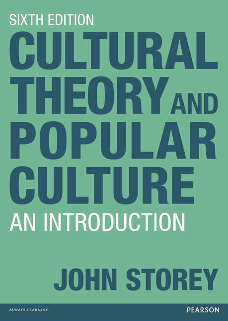 cultural theory and popular culture an