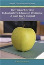 Developing Effective Individualized Education Programs