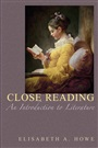 Close Reading - Elisabeth S. Howe - 9780132436564 - Literature - Introduction to Literature (91)