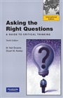 Asking the Right Questions - M.Browne - 9780132846165 - English Composition - Freshman Composition (98)