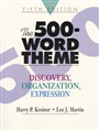 500-Word Theme, The