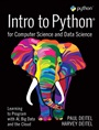 Intro to Python for Computer Science and Data Science