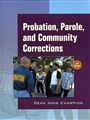 Probation, Parole and Community Corrections