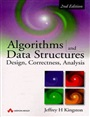 Algorithms and Data Structures:Design, Correctness, Analysis