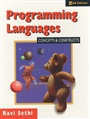 Programming Languages:Concepts and Constructs: United States Edition - Ravi Sethi - 9780201590654 - Computer Science - Programming - General
