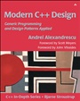 Modern C++ Design - AndreiAlexandrescu - 9780201704310 - Softwareentwicklung - Entwurfsmuster, Patterns (103)
