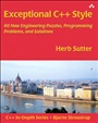 Exceptional C++ Style