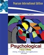 Psychological Testing:History, Principles, and Applications: International Edition - Robert Gregory - 9780205504664 - Education - Educational Psychology