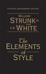 Elements of Style, The:50th Anniversary Edition - William Strunk - 9780205632640 - English Composition - Freshman Composition (125)
