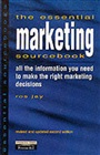 Essential Marketing Sourcebook