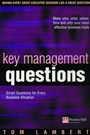Key Management Questions