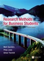 Research Methods for Business Students 4th Edition - Paper - Mark Saunders - 9780273701484 - Business Communications - Business Communications (142)