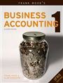 Frank Wood's Business Accounting Volume 1 - Frank Wood - 9780273712121 - Accounting and Taxation - Principles of Accounting