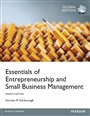 Essentials of Entrepreneurship and Small Business Management , Global Edition - NormanScarborough - 9780273787129 - Management - Small Business/Entrepreneurship (160)