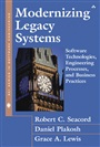 Modernizing Legacy Systems - Robert C. Seacord - 9780321118844 - Softwareentwicklung (84)