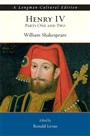 Henry IV, Part I & II, A Longman Cultural Edition - William Shakespeare - 9780321182746 - Literature - Chaucer & Medieval Studies (129)