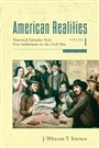 American Realities, Volume 1 - J. William Youngs - 9780321433459 - History - United States & the Americas