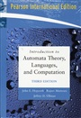 Introduction to Automata Theory, Languages, and Computation:International Edition - John Hopcroft - 9780321514486 - Computer Science - Algorithms and Data Structures