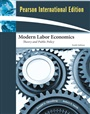 Modern Labor Economics:Theory and Public Policy: International Edition - Ronald Ehrenberg - 9780321538963 - Economics - Labour Economics