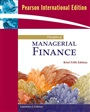 Principles of Managerial Finance Brief plus MyFinanceLab Student Access Kit:International Edition - Lawrence Gitman - 9780321556189 - Finance - Corporate Finance