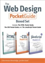 Web Design Pocket Guide Boxed Set (Includes The HTML Pocket Guide, The JavaScript Pocket Guide, and The CSS Pocket Guide), Th