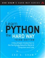 Learn Python the Hard Way:A Very Simple Introduction to the Terrifyingly Beautiful World of Computers and Code