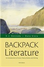 Backpack Literature:An Introduction to Fiction, Poetry, Drama, and Writing