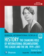 Edexcel International GCSE (9-1) History The Changing Role of International Organisations: the League and the UN, 1919–2011 S