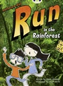 BC Turquoise A/1A Adventure Kids: Run in the Rainforest - Simon Cheshire - 9780435914202 - Schools - Primary (108)