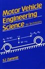 Motor Vehicle Engineering Science for Technicians