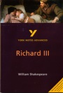 Richard III: York Notes Advanced