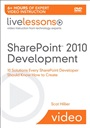 SharePoint 2010 Development LiveLessons (Video Training)