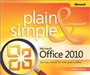 Microsoft Office 2010 Plain & Simple - Katherine Murray - 9780735626973 - Anwendung Office - Office (99)