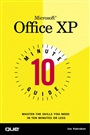 10 Minute Guide to Microsoft Office XP - Joe Habraken - 9780789726605 - Anwendung Office - Office (97)