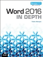 Word 2016 In Depth (includes Content Update Program)
