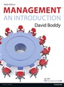 Management: An Introduction, by David Boddy - with MyManagementLab