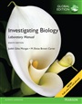 Investigating Biology Lab Manual, Global Edition