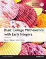 Basic College Mathematics with Early Integers OLP with eText, Global Edition - Marvin L. Bittinger - 9781292079998 - Mathematics Statistics - Precalculus/Precollege Maths (170)
